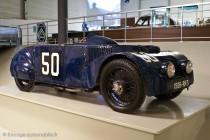 Musée des 24 Heures - Tank Chenard & Walcker 1924
