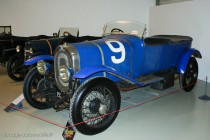 Musée des 24 Heures - Chenard et Walcker Sport 3.0L vainqueur en 1923