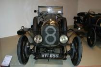 Musée des 24 Heures - Bentley 3 Litre Sport Vanden Plas Tourer vainqueur en 1924