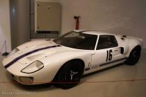 Musée des 24 Heures - Ford GT40 1969