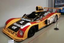 Musée des 24 Heures -  Alpine A442B