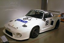 Musée des 24 Heures - Porsche 935 de 1980