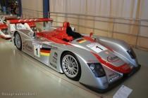Musée des 24 Heures - Audi R8 vainqueur en 2002