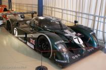 Musée des 24 Heures - Bentley Speed 8 vainqueur en 2003