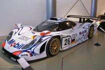 Musée des 24 Heures - Porsche 911 GTI vainqueur en 1998