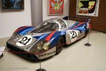 Musée des 24 Heures - Porsche 917 LH 1971