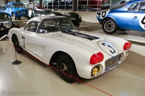 Musée des 24 Heures - Chevrolet Corvette 1958