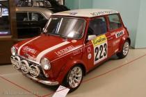 Musée des 24 Heures - Circuit de la Sarthe - Austin Mini