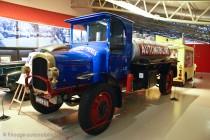 Musée des 24 Heures - Circuit de la Sarthe - le thème les coulisses