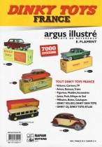 Argus illustré Dinky Toys France