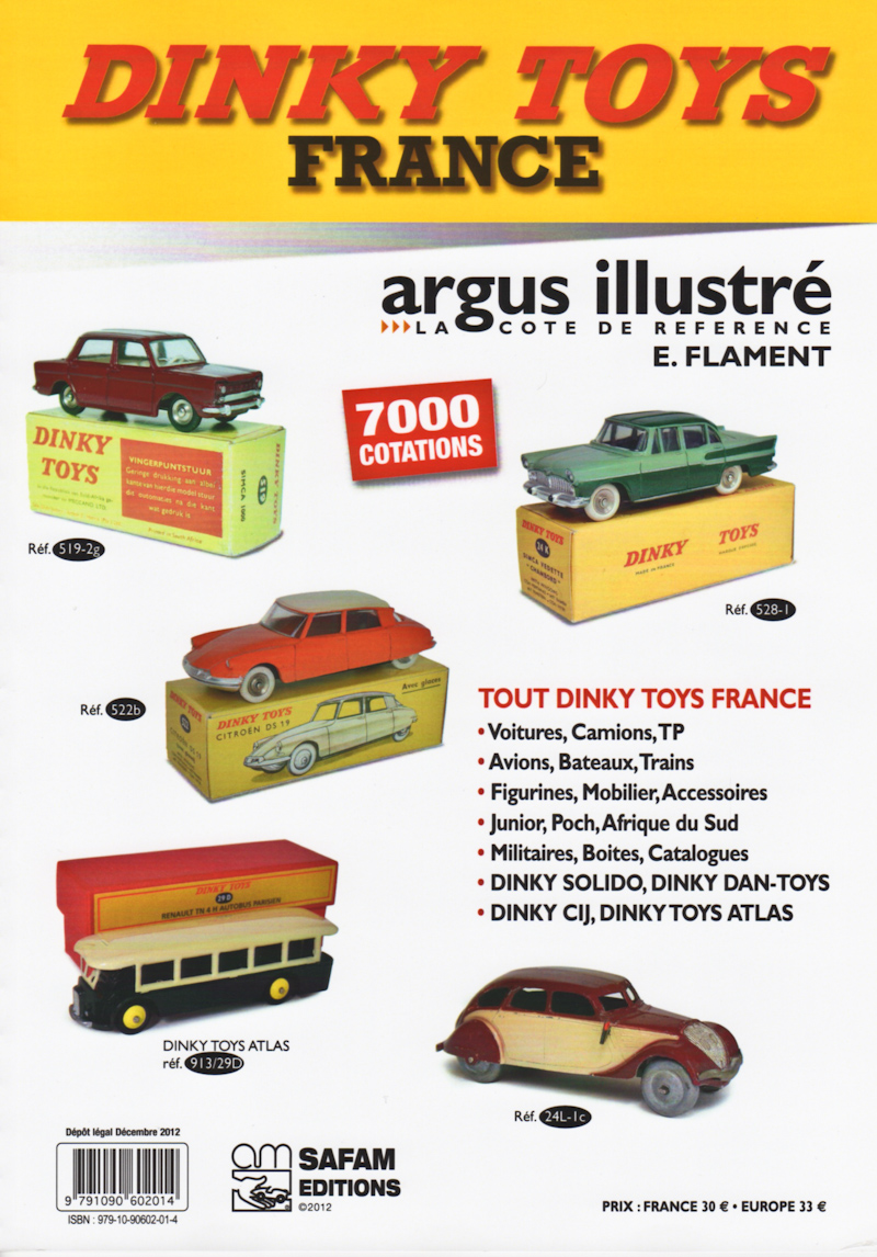 les dinky toys valeur prix cote filrouge automobile. Black Bedroom Furniture Sets. Home Design Ideas