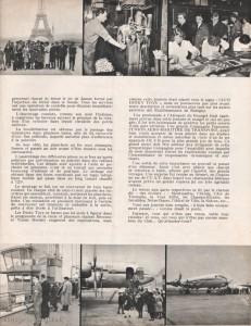 Reportage d'une visite de l'usine dans le Meccano Magazine de juin 1958