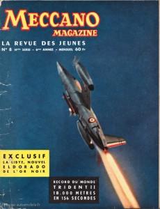 Le Meccano Magazine de juin 1958