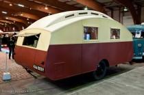 Rétro Passion Rennes - Caravane