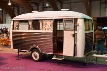 Rétro Passion Rennes - Caravane années 70