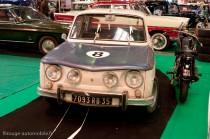 Rétro Passion Rennes - Hommage au circuit 24 -Renault 8S