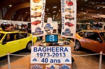Les 40 ans de la Matra Bagheera