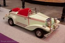 Rétro Passion Rennes - voiture de manège ancien