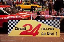 Rétro Passion Rennes - Hommage au circuit 24