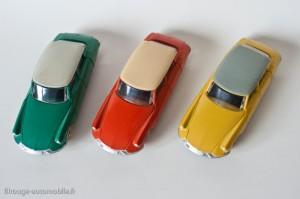 Citroën DS 19 - Dinky Toys réf. 24 CP et 522