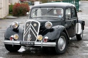 Citroën Traction 15-six 1952 -