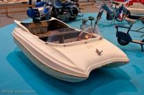 Rétro Passion Rennes - bateau de manège ancien