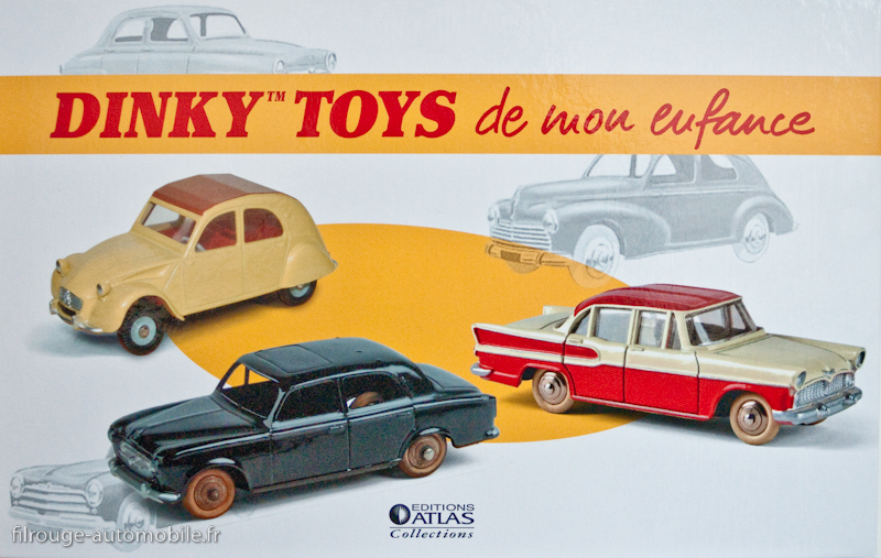 Dinky Toys Editions Atlas Collections Et Projets