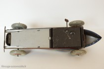 C.R - Delahaye de course - Chassis agrafé