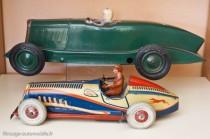 C.R - Delahaye de course et Rosalie de record Citroën
