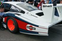 Porsche 935/78 Moby Dick - Le Mans Classic 2012