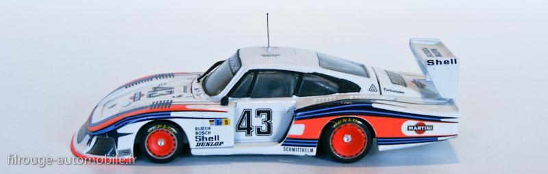 Porsche 935/78 Moby Dick selon André-Marie Ruf