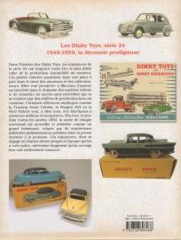 """Livre """"Les Dinky Toys Série 24"""" de Hervé Bernard"""