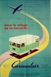 Affiche Caravane Caravelair