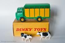 Dinky Toys 577 - Berliet GAK bétaillère avec 2 vaches