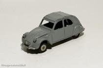 Citroën 2 CV AZAM 1961 - Dinky Toys réf. 105 série Junior