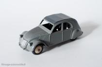 Citroën 2 CV 1950 - Dinky Toys réf. 24 T - variante n°3
