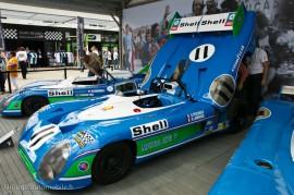 Matra Simca MS 670B, vainqueur 24 Heures du Mans 1973