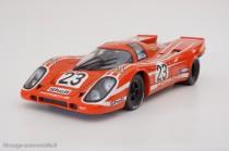 Porsche 917 K - vainqueur 24 Heures du Mans 1970 - Universal Hobbie 1/18ème