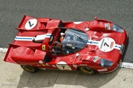Ferrari 512 S - Le Mans Classic 2012