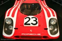 Porsche 917 K - vainqueur 24 Heures du Mans 1970 - Collection Musée Porsche
