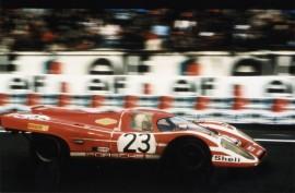 Porsche 917 K - vainqueur 24 Heures du Mans 1970 - Photo Porsche
