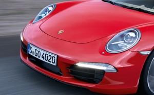 Porsche 911 type 991 depuis 2012