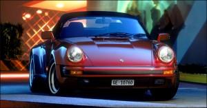 Porsche 911 Cabriolet - série G