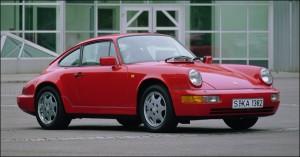 Porsche 911 type 964 Coupé