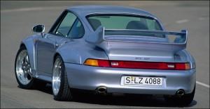 Porsche 911 type 993 GT2