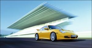 Porsche 911 type 996 GT2