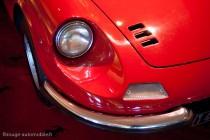 Manoir de l'automobile de Lohéac - Ferrari Dino 246 GT