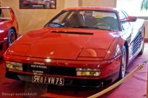 Manoir de l'automobile de Lohéac - Ferrari Testa Rossa