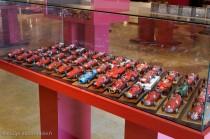 Manoir de l'automobile de Lohéac - miniatures Ferrari