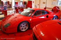 Manoir de l'automobile de Lohéac - Ferrari F40